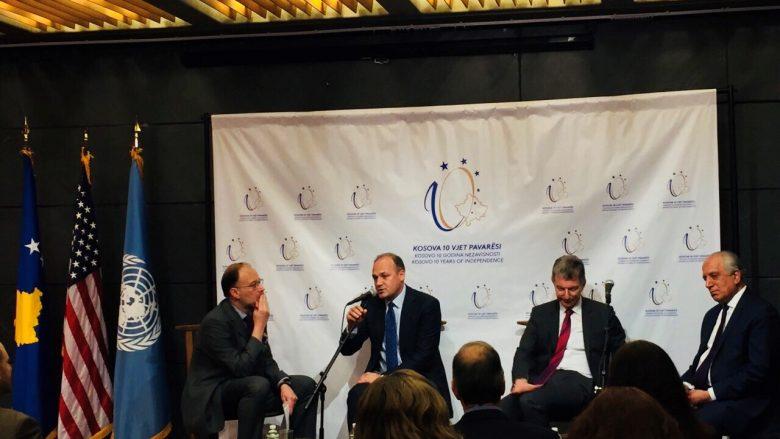 Hoxhaj në New York: Kompletimi i sovranitetit të Kosovës bëhet me anëtarësimin në OKB