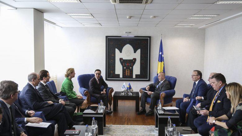 Haradinaj: Kosova ruan një partneritet konstruktiv me FMN-në