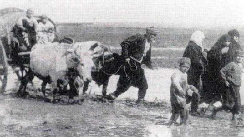 """Hapet ekspozita """"Dëbimi i shqiptarëve nga Sanxhaku i Nishit 1877/1878"""""""