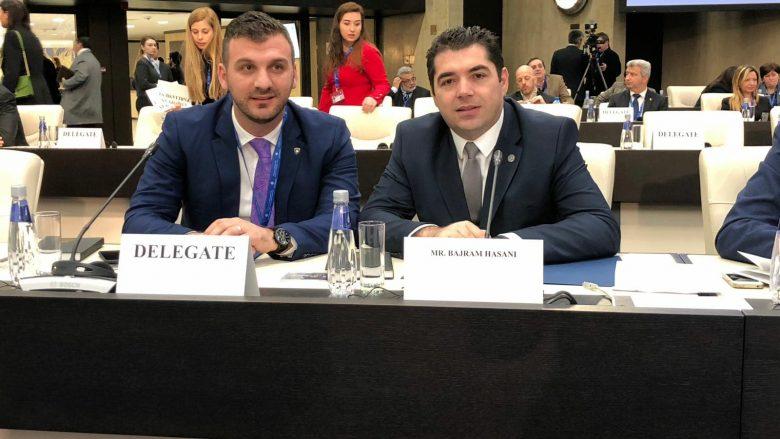 Ministri Hasani promovon turizmin e Kosovës para ministrave të vendeve të BE-së