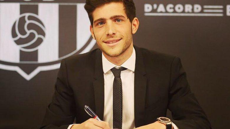 Sergi Roberto vazhdon me Barcelonën deri në vitin 2022
