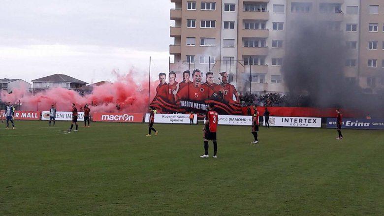 Ardian Kozniku, Burim Kukeli, Besnik Hasi, Lorik Cana, Amir Abrashi dhe Eros Grezda