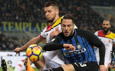 Interi fiton ndaj Beneventos dhe merr paksa zemër për derbin ndaj Milanit