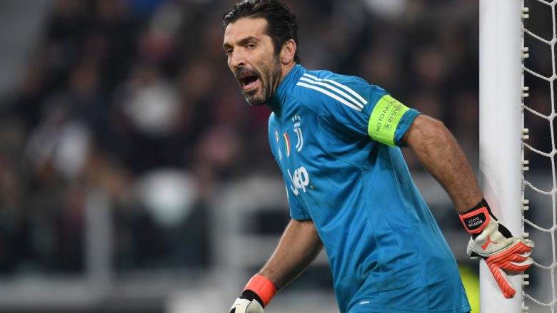 Notat e lojtarëve: Juventus 2-2 Tottenham, Buffon me vlerësimin më të ulët