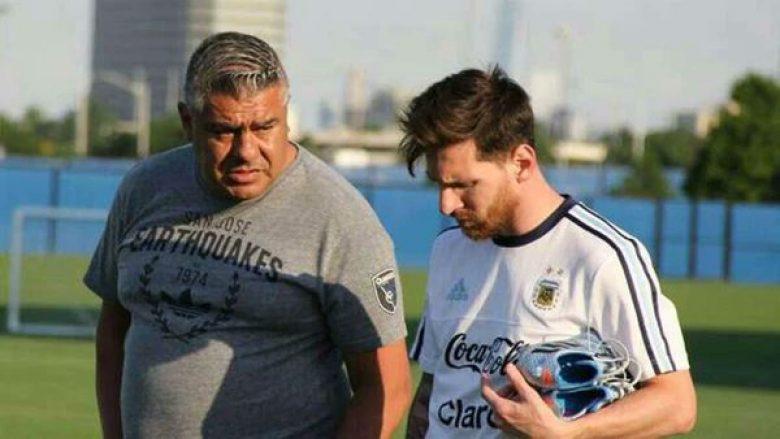 Federata argjentinase i kërkon Messit të luajë sa më pak me Barcelonën që të jetë në formë për Kampionatin Botëror
