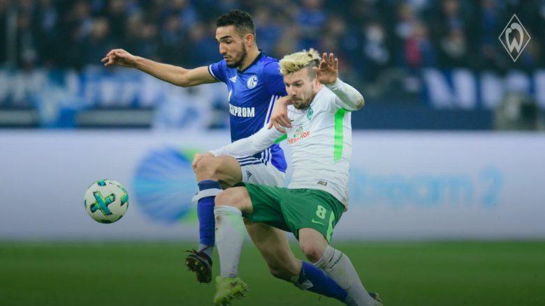 Rashica e fillon me fitore aventurën te Werderi, triumfojnë ndaj Schalkes