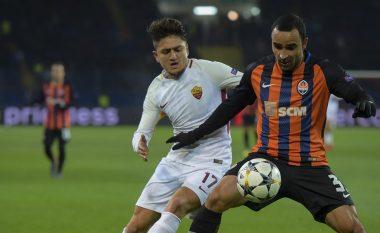 Roma humb nga Shakhtari, kualifikimin në fazën tjetër të LK-së e kërkon në Olimpico