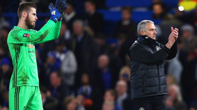 Mourinho: Nuk ka asnjë kuptim ta shesim De Gean