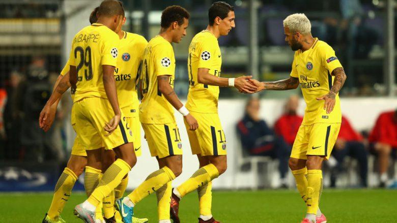 Di Maria paralajmëron PSG-në: Liga e Kampionëve e transformon Real Madridin