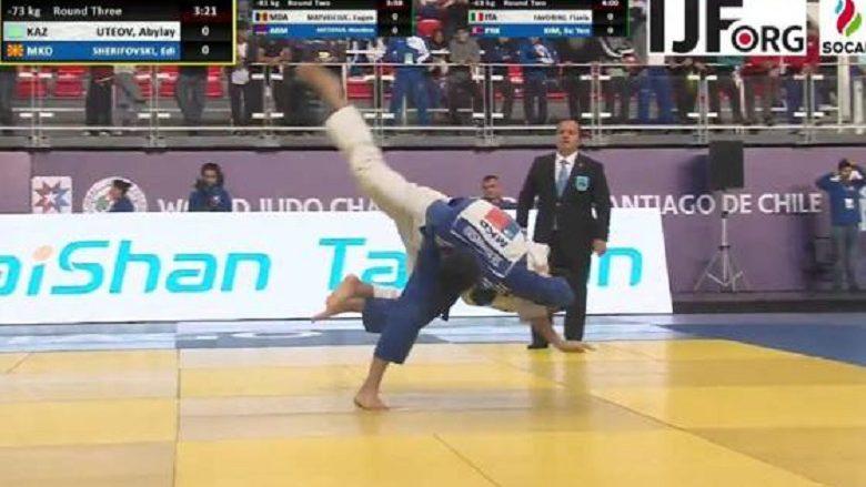 Njihuni me Edin, djaloshin nga Maqedonia që ka thyer rekorde botërore në xhudo (Foto/Video)
