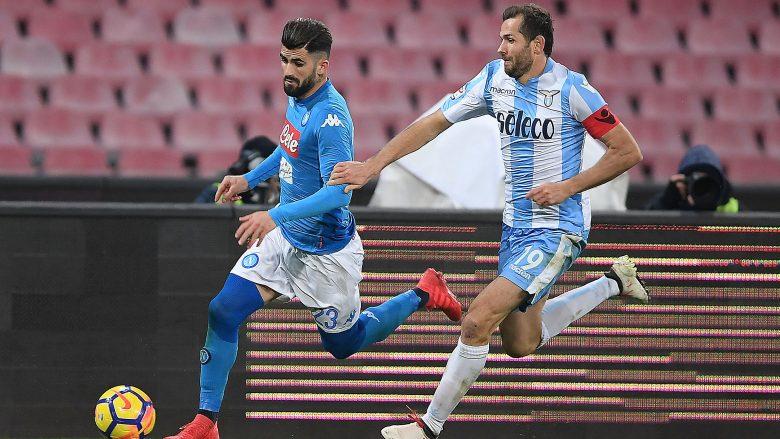 Napoli rimerr pozitën e parë, Hysaj triumfon ndaj Strakoshës (Video)