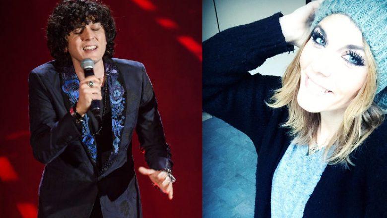 E dashura i kushton një dedikim Ermal Metës, pas suksesit në Sanremo