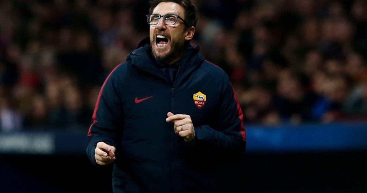 D Francesco  Kemi respekt për Barcelonën por jo frikë