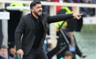 Drejtuesit e Milanit duan t'ia zgjasin kontratën Gattusos