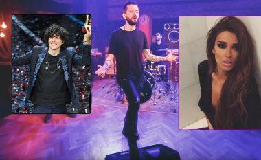 Eugent Bushpepa, Ermal Meta dhe Eleni Foureira - tre shqiptarë konkurrojnë këtë vit në Eurovision