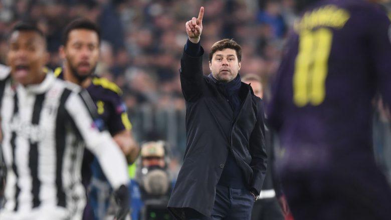 Pochettino: E dominuam Juventusin, merituam më shumë se barazim