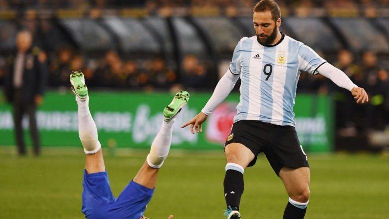 Lucas Biglia: Higuain është ndikuar nga kritikat, shpresoj të kthehet te Argjentina