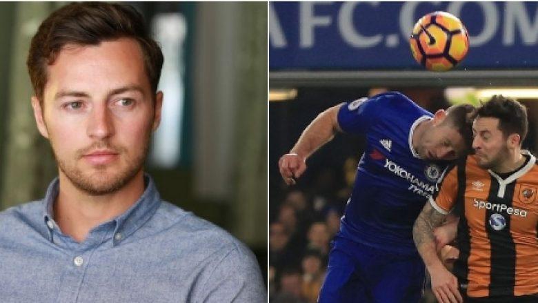Ryan Mason pensionohet nga futbolli në moshën 26 vjeçare, shkas lëndimi ndaj Chelseat në vitin 2017