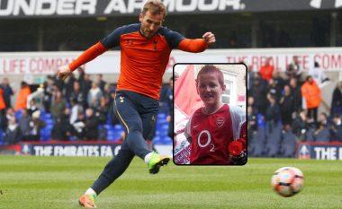 """Akademia e Arsenalit nuk e mbajti Harry Kanen se ishte """"topolak dhe aspak atletik"""", por tash janë penduar"""