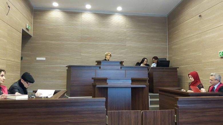 Seancë gjyqësore kundër Atifete Jahjagës