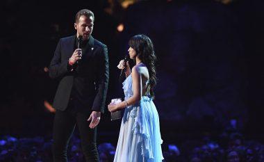 """""""Trofeu i vetëm që ai do ta mbajë këtë sezon"""", prezantuesi i Brit Awards tallet me Kane"""