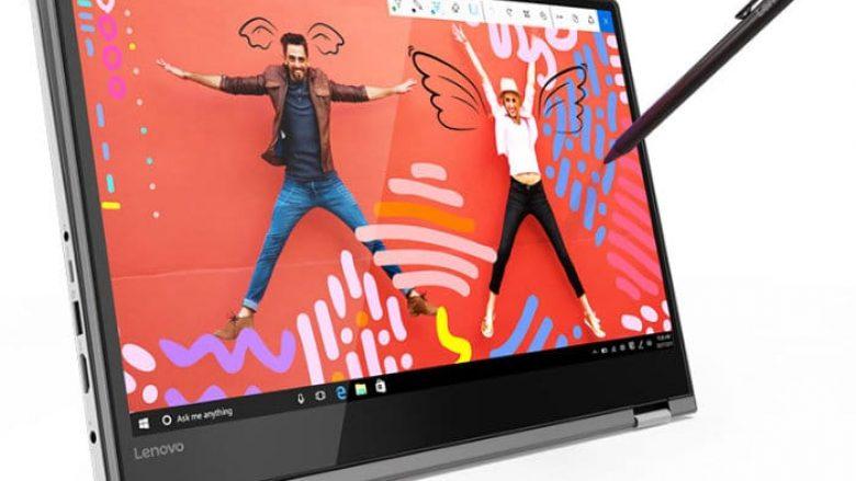 Lenovo prezanton modelin e ri të laptopit Yoga