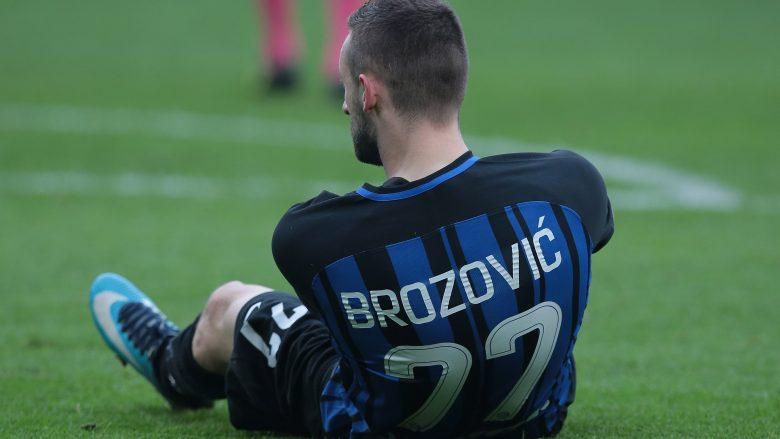 Brozovic do të dënohet nga Interi