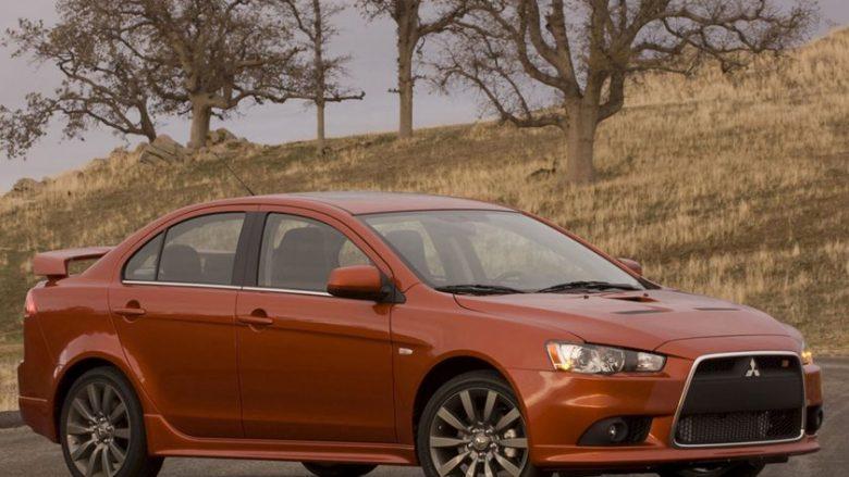 Mitsubishi kërkon kthimin prapa të 227 mijë veturave, shkaku i disa defekteve (Foto)