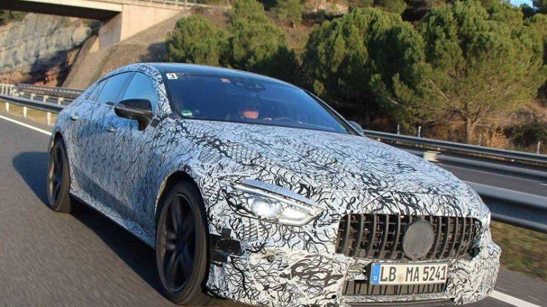 Pamjet e para të kupesë së re nga Mercedes, që prezantohet zyrtarisht muajin tjetër (Foto)