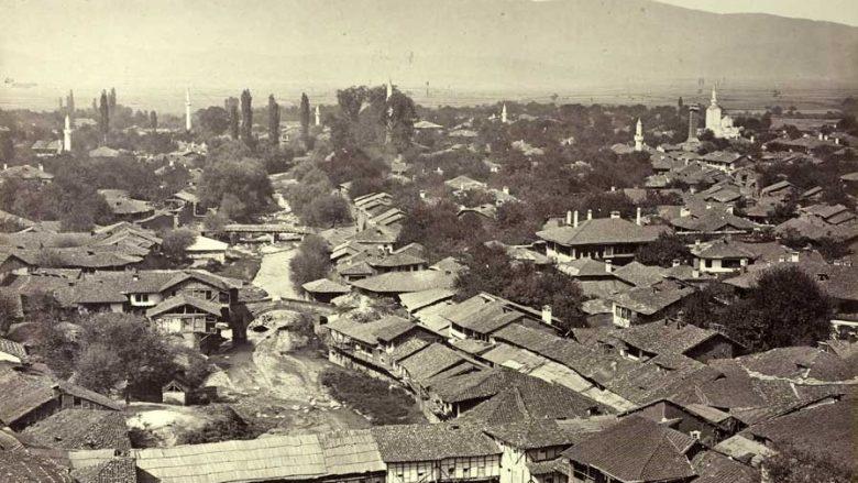 Prizreni, shtator 1863