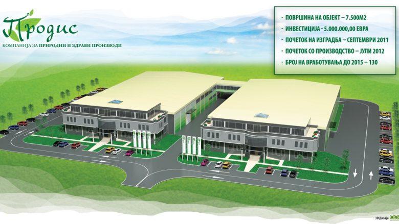 """Gjobitet kompania """"Prodis"""" në Bunarxhik, nuk e plotësoi kuotën e punësimeve"""