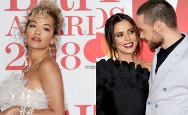 Me gjithë spekulimet për xhelozi ndaj Ritës, Cheryl e shoqëron Liam Payne në Brit Awards