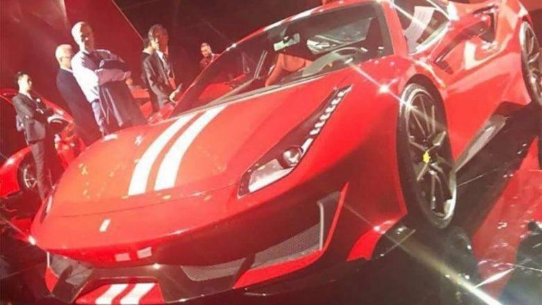 Rrjedhin pamjet dhe emri i Ferrarit më të fuqishëm deri më tani (Foto)