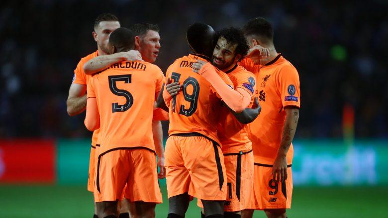 Porto 'viktimë' e mungesës së Liverpoolit në fazën e eliminimit direkt në LK
