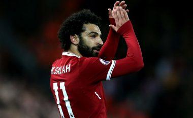 Totti: Salah, njëri nga më të mirët në botë