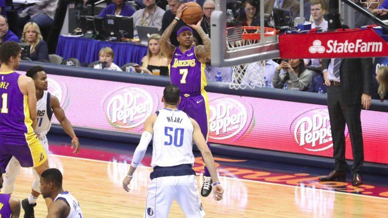 Thomas debuton me humbje te Lakers, kampioni triumfon ndaj Spurs