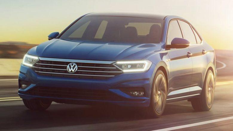 Volkswagen Jetta i ri me pamje të thjeshtë, por komfor dhe lehtësi maksimale në vozitje (Foto)