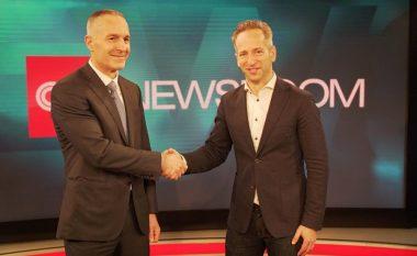 Një televizion i ri informativ në Shqipëri, partneritet ekskluziv me CNN