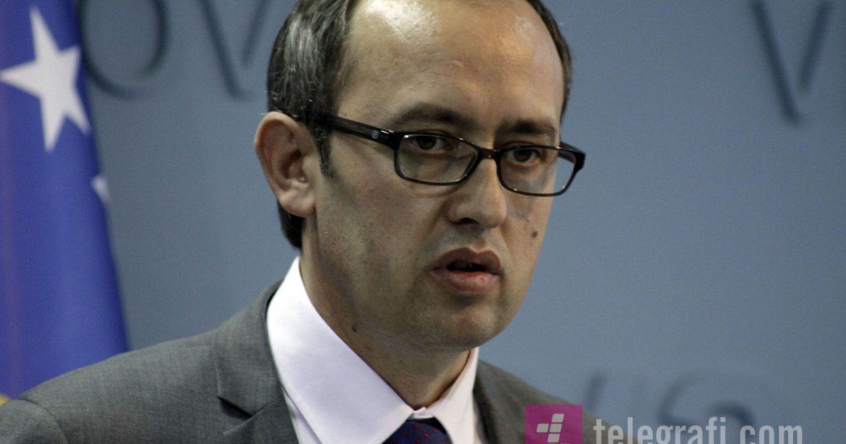 Hoti: LDK-ja nuk pranon kushtëzime nga askush
