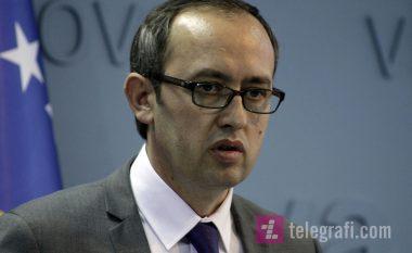 Hoti: Para vazhdimit të dialogut, qeveri gjithpërfshirëse dhe marrëveshje për zgjedhje të reja