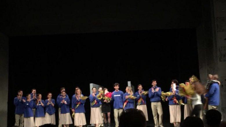 Trupa e Baletit Kombëtar me shfaqjen e parë për pavarësinë