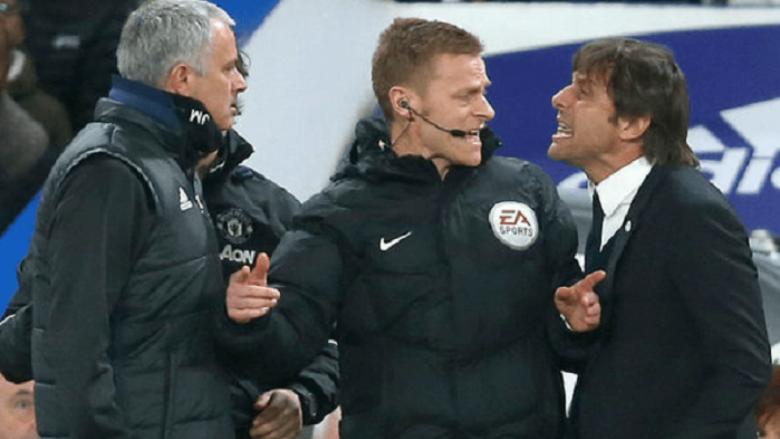 Man Utd – Chelsea: Konflikti mes Mourinhos dhe Contes në fjalët e tyre