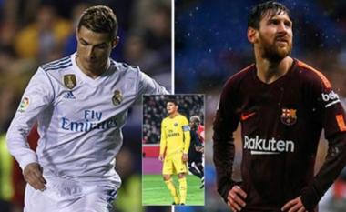 Silva: Më vështirë është ta ndalësh Messin sesa Ronaldon