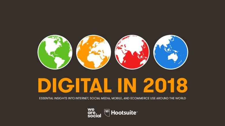 Bota ka mbi tre miliardë përdorues të rrjeteve sociale
