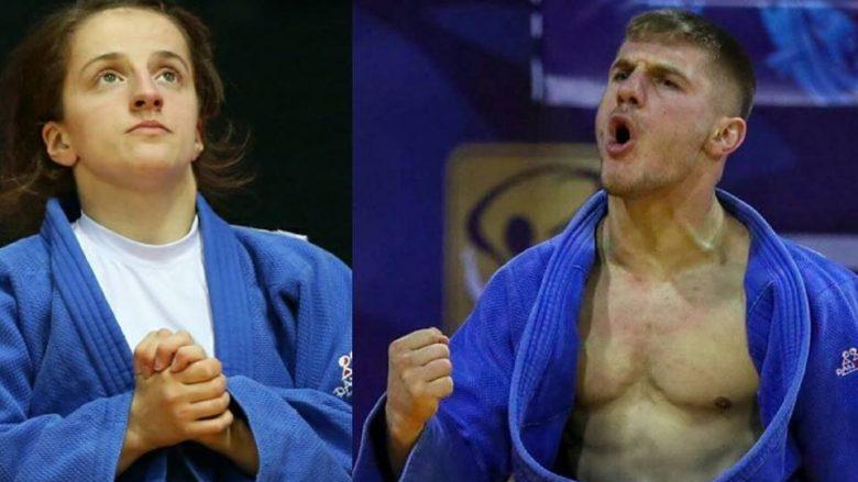 Krerët shtetërorë urojnë Akilin dhe Distrian për medaljet e fituar në Francë (Foto)