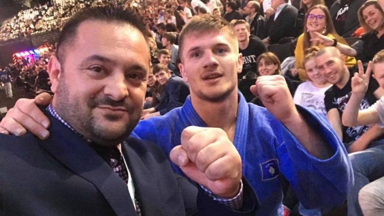 Suksesi i xhudistëve tanë në Paris, Kosova në vendin e katërt për medalje në Grand Slam