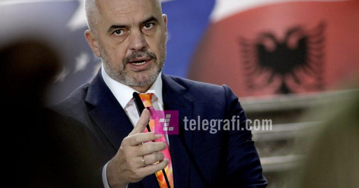 """Der Standard: Kryeministri shqiptar jep sinjale për """"Shqipërinë e Madhe"""""""
