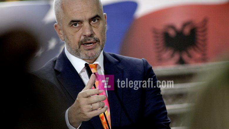 Edi Rama mesazh shqiptarëve të Maqedonisë: Sot votohet për të ardhmen e fëmijëve