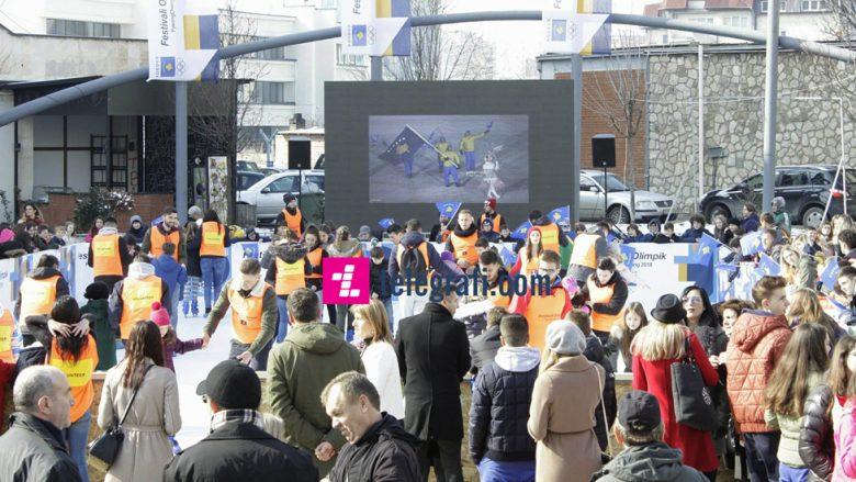 Hapet zyrtarisht Festivali Olimpik dhe Panairi i Sportit në Prishtinë