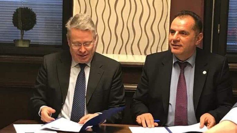 OEK-u marrëveshje bashkëpunimi me Odën Ekonomike të Finlandës